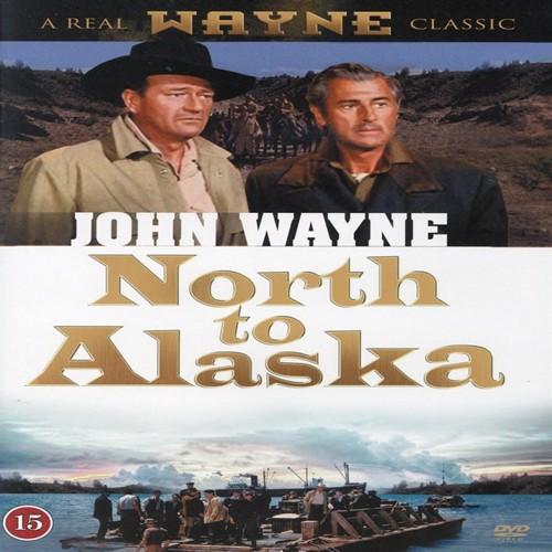 Image of North to Alaska -(MAJ1986) - DVD (7350007159847)