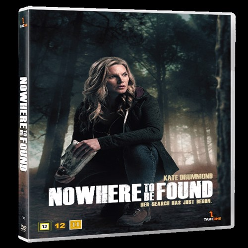 Image of Nowhere To Be Found - DVD (5709165756320)