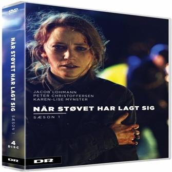 Image of Når Støvet Har Lagt Sig (4-Dvd) - DVD (5705535064811)
