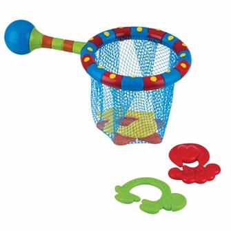 Image of Nuby - Splash 'n catch bath time fishing set (ID6142) (0048526061426)