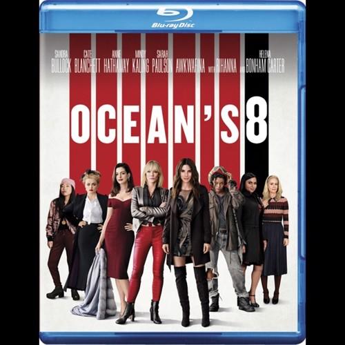 Image of   Oceans 8 Dvd