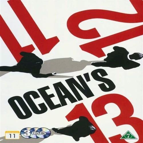 Billede af Oceans Collection Dvd