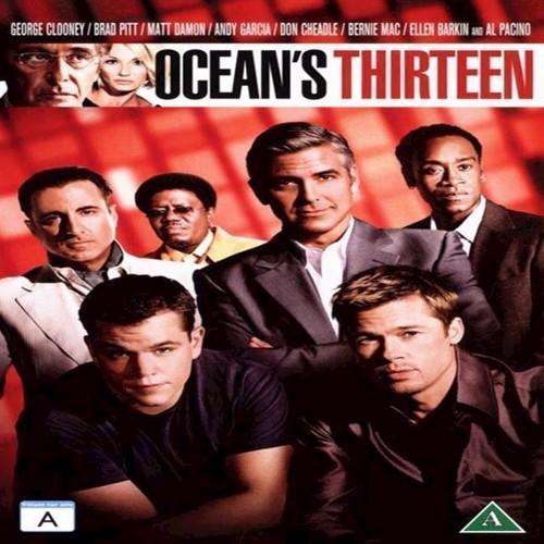 Image of   Oceans Thirteen DVD