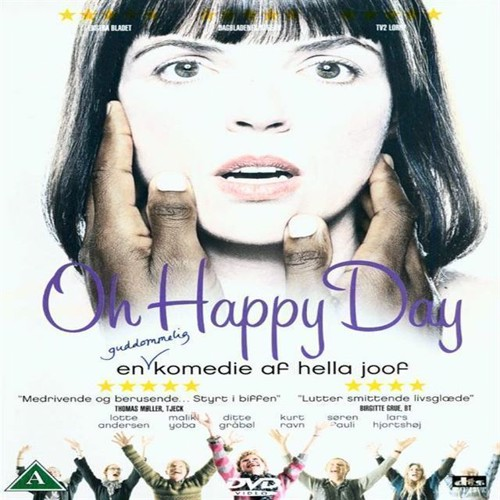 Image of Oh Happy Day DVD (5708758654685)