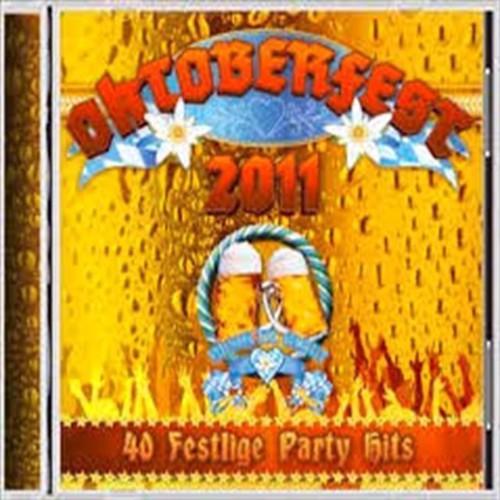 Billede af Oktoberfest 2011 - CD