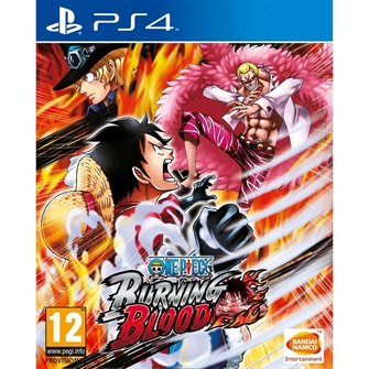 Image of One Piece: Burning Blood (3391891988117)