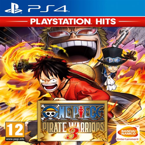 Image of One piece pirate warriors 3, PS4 (3391892002218)