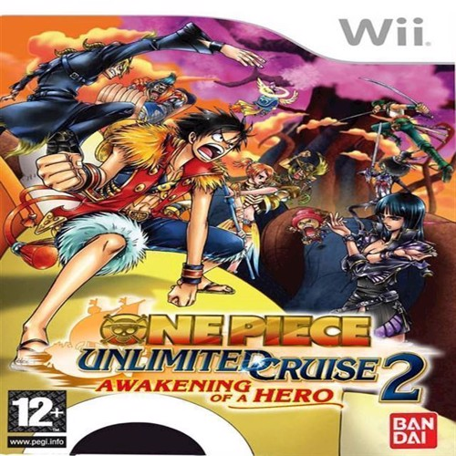 Image of One Piece Unlimited Cruise 2 - Wii (3296580810314)