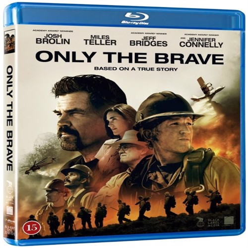 Image of Only the Brave (Josh Brolin) Blu-ray (5708758722377)