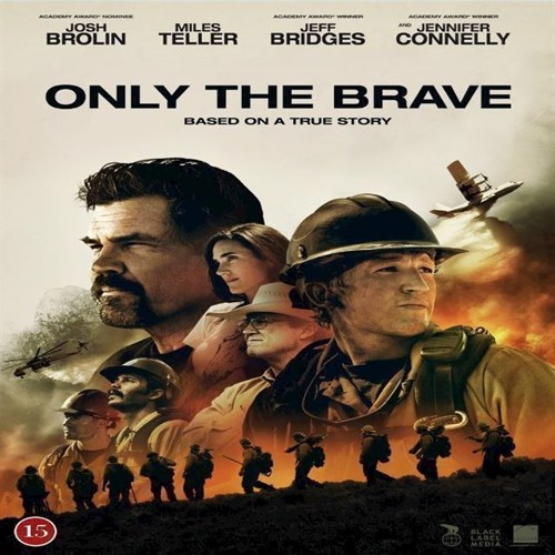 Image of Only the Brave Josh Brolin DVD (5708758722360)