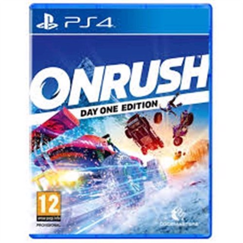Image of Onrush (Day One Edition) - PS4 (4020628770402)