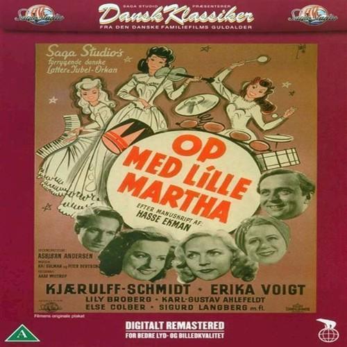 Image of Op Med Lille Martha DVD (5708758689250)