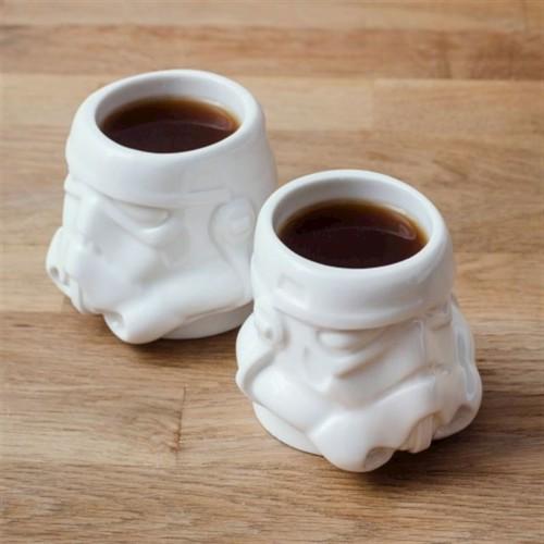 Image of Original Stormtrooper - Espresso Kop Sæt