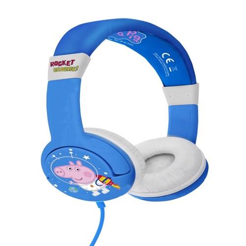 Image of OTL Peppa Pig George Rocket Childrens Headphones (5055371623056)