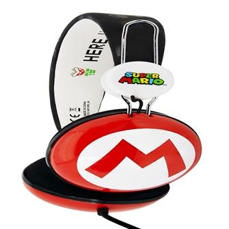 Image of OTL Super Mario Icon Dome Tween Headphones (5055371621878)