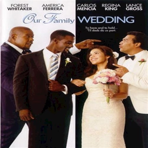 Image of   Our Family Wedding DVD