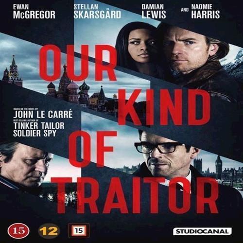 Billede af Our Kind of Traitor DVD
