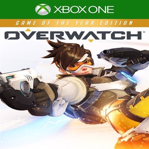 Image of Overwatch Game of the Year Edition - PS4 (5030917216534)
