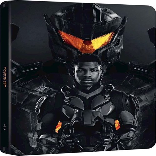 Image of Pacific Rim Uprising Limited Steelbook Blu-ray (5053083159443)