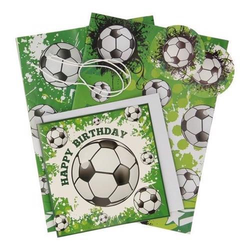 Image of   Festsæt 5 dele, fodbold
