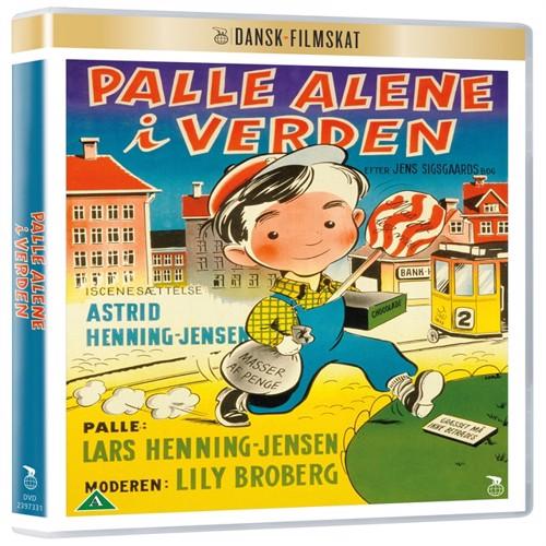 Image of Palle Alene I Verden - DVD (5708758725248)