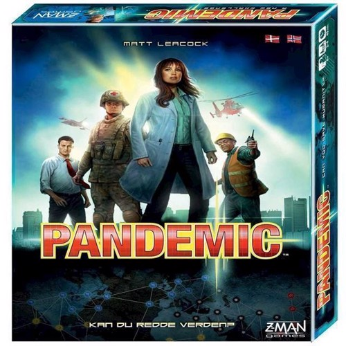 Image of Pandemic Dkno (6430018272702)