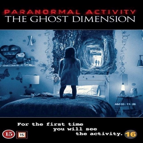 Image of Paranormal Activity 6 The Ghost Dimension DVD (7340112725129)