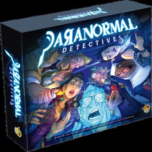 Paranormal detektiv brætspil ( IKKE DANSK)