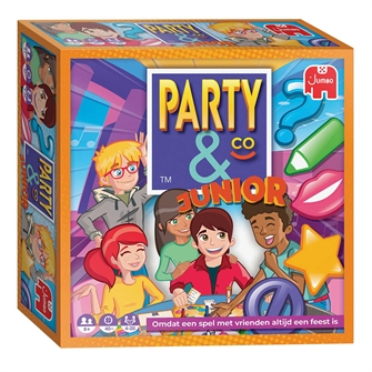 Image of Party; Co Junior (8710126198643)