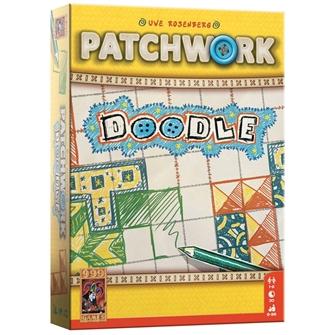 Image of Patchwork Doodle