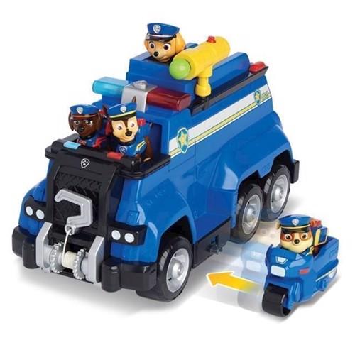 Image of Paw Patrol, Ultimativ Politi Rednings Lastbil