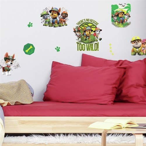 Image of Paw Patrol Jungle Wallstickers (034878336329)