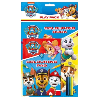 Image of Paw Patrol Color Set (9781788242363)