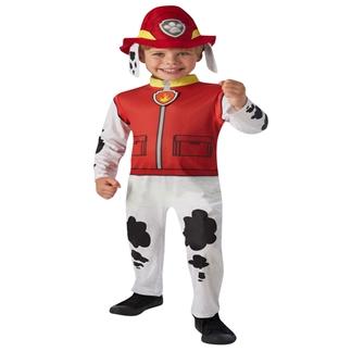 Image of Paw Patrol Marshall udklædning til børn(Str. 98/Toddler)