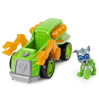 Paw Patrol - Mighty Pups Super PAWs Deluxe Vehicle - Rocky (9208793)