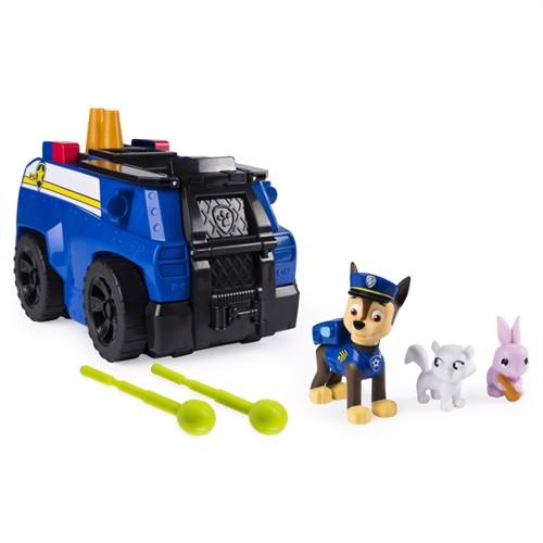 Image of Paw patrol chase redningskøretøj til at side på