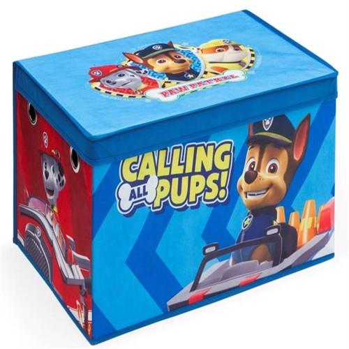 Image of Paw Patrol Sammenklappelig Legetøjsbox