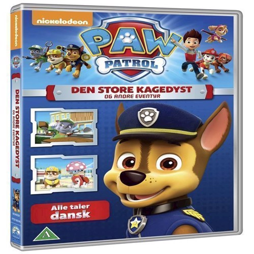 Image of Paw Patrol Sæson 1 Vol 7 DVD (7340112729691)