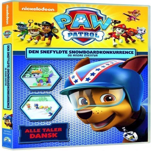 Image of PAW Patrol Sæson 2, Vol 9 DVD (7340112733797)