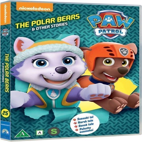 Image of PAW Patrol Sæson 3, Vol 5 DVD (7340112742683)