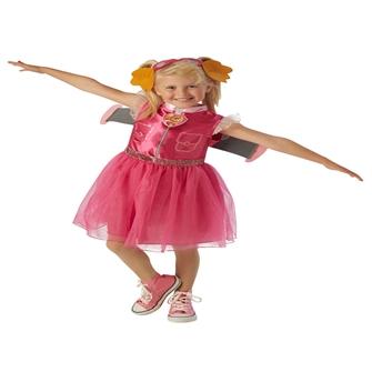 Image of Paw Patrol Skye udklædning til børn(Str. 98/Toddler)