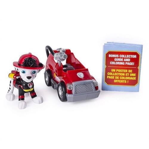 Image of Paw Patrol - Ultimate Rescue Mini - Marshall Mini Brandbil 20101480 (0778988151013)