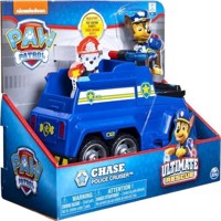 Paw Patrol - Ultimate Themed Fartøjer - Chase 6044192C