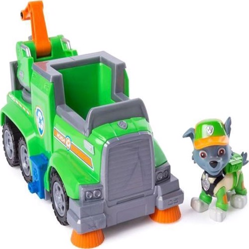 Image of Paw Patrol - Ultimate Themed Fartøjer - Rocky 6044192R