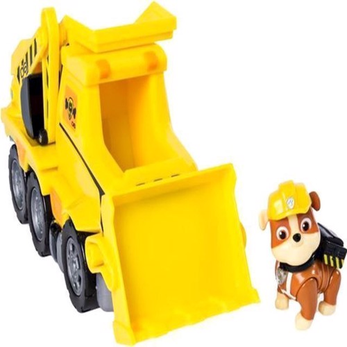 Image of Paw Patrol - Ultimate Themed Fartøjer - Rubble 6044192R