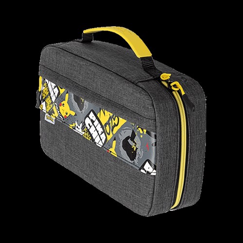 Image of PDP official switch commuter case pikachu edition, Nintendo Switch (0708056066222)