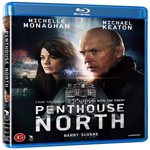 Image of Penthouse North - Blu-ray (5708758696777)