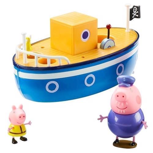 Image of Gurli Gris, Bedstefar gris´s båd