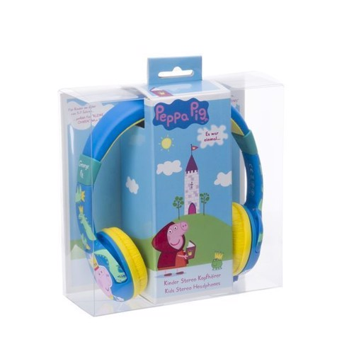 Image of Peppa Pig Prince George - Junior, hovedtelefoner (5055371620277)