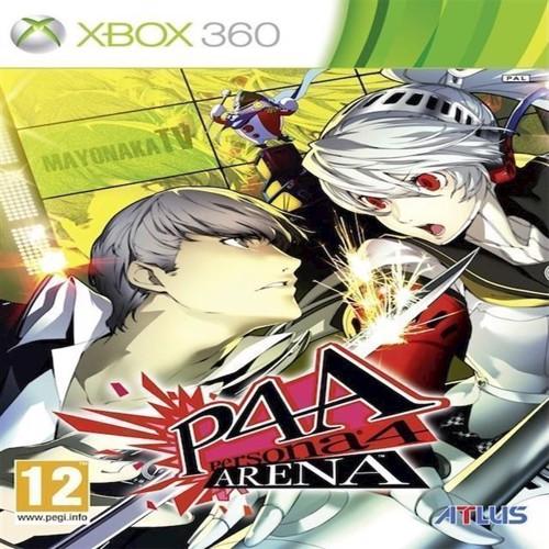Image of Persona 4 Arena - Xbox (4510772106788)